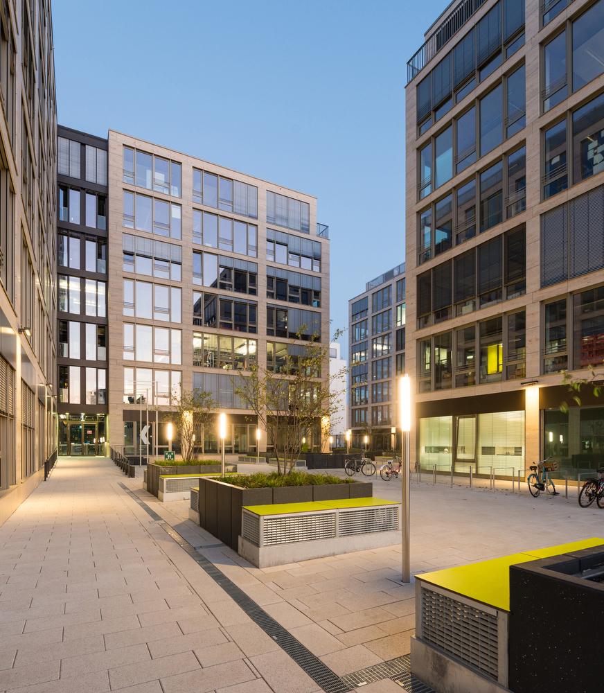Gewerbeimmobilien in Berlin