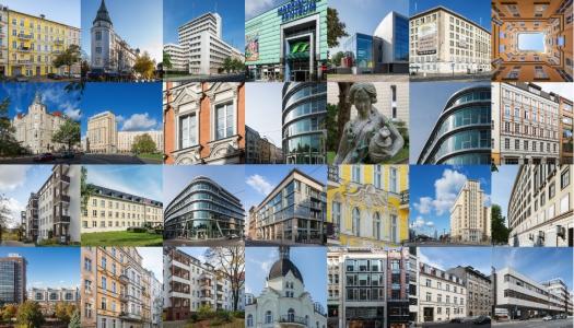gemischtes Berliner Portfolio