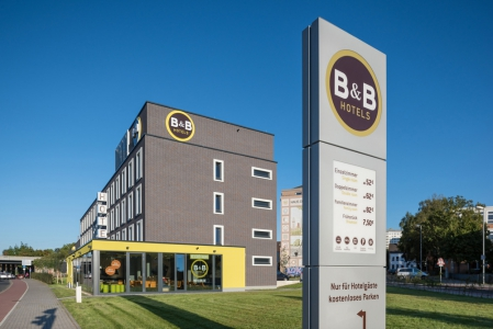 BB Hotel in Mülheim